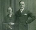 Anno 1929 Coniugi Cordola Pautasso
