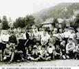 Anno 1955 Cordola Giorgio al soggiorno alpino Beaulard