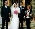 Anno 2006 matrimonio Cordola Monica e Catarozzi Daniele