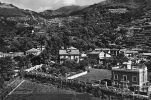 Condove - anno 1958 - Villa Matteoda e Gagnor