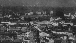 Condove - anno 1924 - Panorama