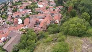 Condove - anno 2014 - il borgo dei Fiori