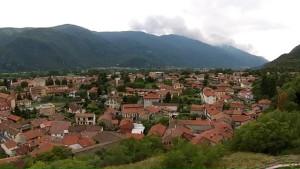 Condove - anno 2014 - villa Matteoda, ex Gagnor e il borgo dei Fiori