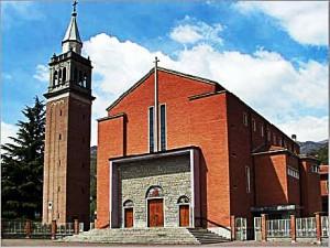 Condove - anno 2010 - Chiesa parrocchiale San Pietro in Vincoli