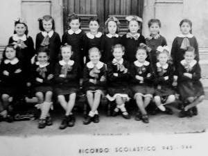 Condove - Anno scolastico 1943/44