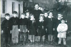 Laietto - Anno scolastico 1957/58