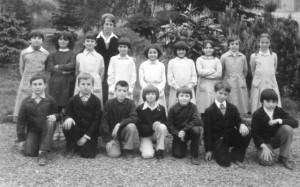 Scuola elementare di Condove - Anno scolastico 1979/80 - classe IV