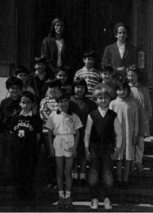 Scuola elementare di Condove - Anno scolastico 1988/89 - classe IIA