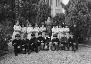 Scuola elementare di Condove - Anno scolastico 1978/79 - classe III