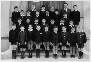Scuola elementare di Condove - anno scolastico 1965/66 - classe III