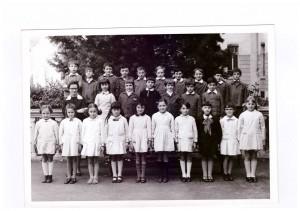 Scuola elementare di Condove - Anno scolastico 1969/70 - Classe II