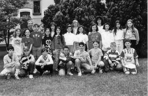 Scuola elementare di Condove - anno scolastico 1993/94 - classe V