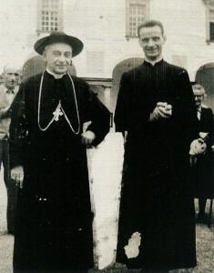 Mons. Gagnor e Don Siviero