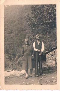 Coniugi Alopite Ermelinda e Margaira Vito