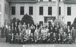 Coscritti della leva 1942 a 50 anni