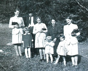 Famiglia Brunetto ed Anselmetto