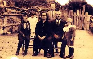 Famiglia coniugi Pettigiani Margaira