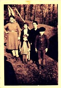 Famiglia Margaira Maria Angela