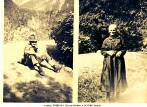Coniugi Pautasso Giovanni Battista e Versino Angela