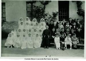 Condove 1937 Prime comunioni