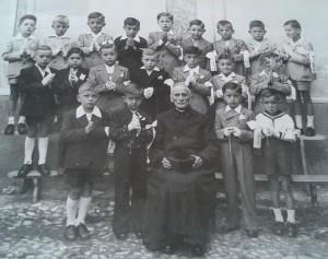 Condove 1945 - Prime comunioni