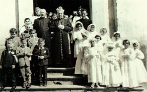 Laietto 1956 Prime comunioni e cresime