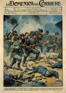La Domenica del Corriere del 11/11/1917
