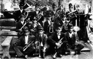 Banda Laietto nel 1910