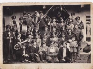 Banda di Laietto nel 1946