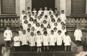 Asilo Perodo - Anno 1955