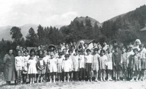 Anni 60 - Soggiorno a Beaulard
