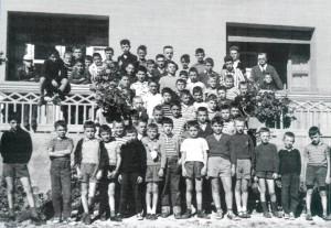 1960 - Soggiorno a Beaulard