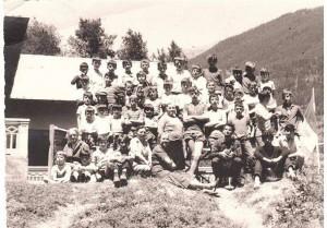 1970 - Soggiorno a Beaulard