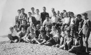 Anni 50 - Condovesi a Ventimiglia