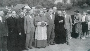 1956 - Inaugurazione Beaulard