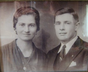 Anno 1933 - Matrimonio Ravetto Croce