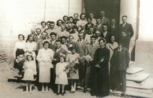Matrimonio Pettigiani - Gagnor