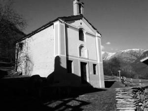 Borgata Sigliodo - La cappella