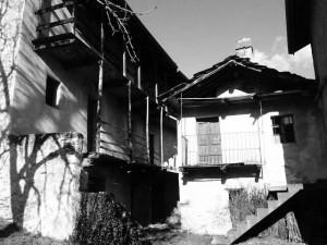 Borgata Sigliodo - Le case (foto Vincenzo Bonaudo)