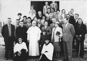Monsignor Gagnor a Frassinere
