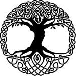 albero celtico