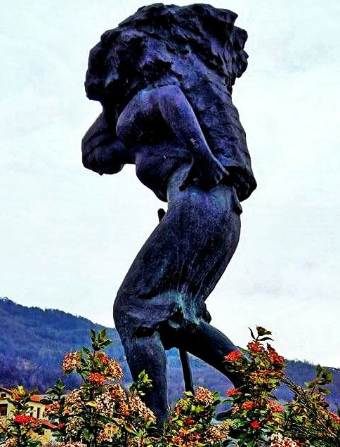 Mocchie monumento civiltà alpina