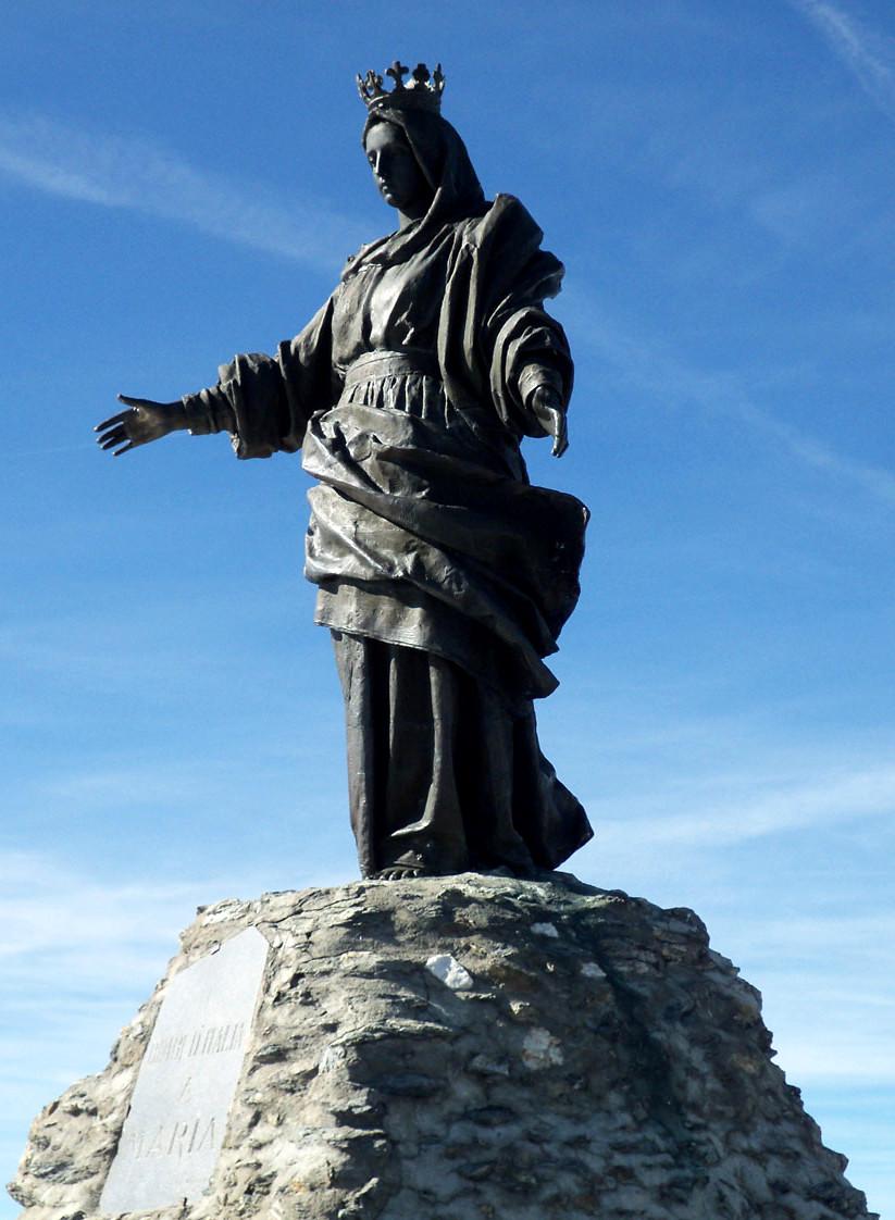 Madonna del Rocciamelone