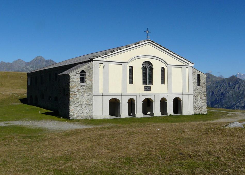 Santuario Madonna degli Angeli Collombardo